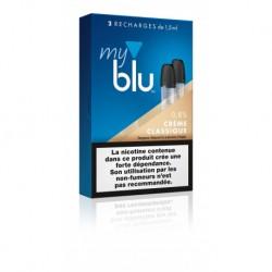 Recharge Blu - Crème Classique