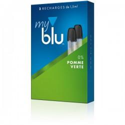 Recharge Blu - Pomme Verte