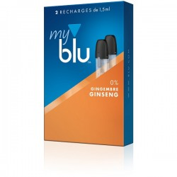 Recharge Blu - Gingembre Ginseng