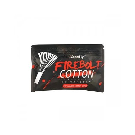 Coton Prédécoupé - Vapefly