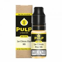 Citron Fizz - Sel de nicotine - PULP