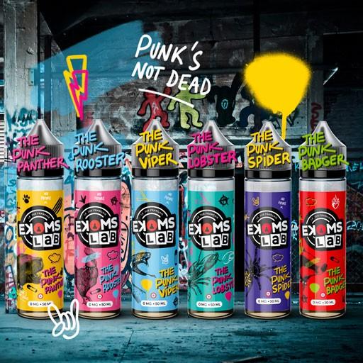 La gamme Punk par Ekoms